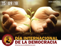 Día Internacional de la Democracia 15/09/2018