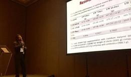 Dr. Elias Salvador presenta investigación en conferencia científica en Brasil