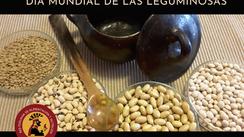 DÍA MUNDIAL DE LAS LEGUMINOSAS - 10 de febrero del 2021