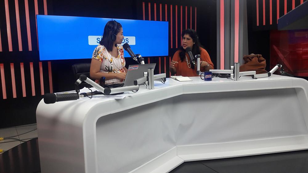 Entrevista Radio Exitosa. 10/03/2019