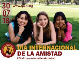 Día Internacional de la Amistad, 30 de julio