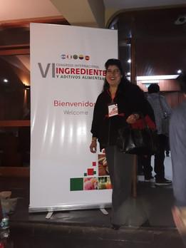 CEO DE LA RED PERUANA DE ALIMENTACIÓN Y NUTRICIÓN –RPAN- PARTICIPÓ COMO CONFERENCISTA EN LA FERIA EX