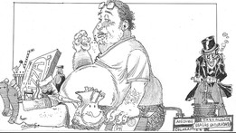 Los pobres son obesos