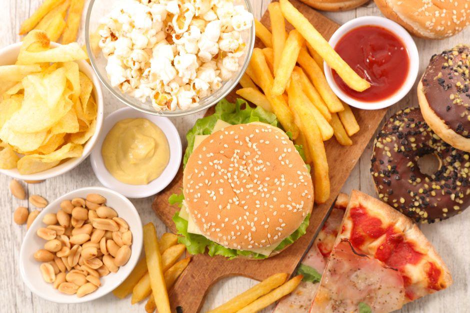Ejemplo de alimentos ultraprocesados