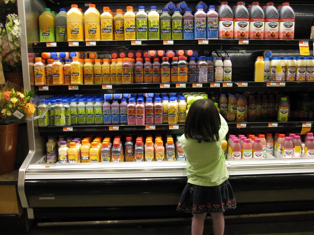 Las bebidas azucaradas son un problema de salud pública. CHRIS GOLDBERG