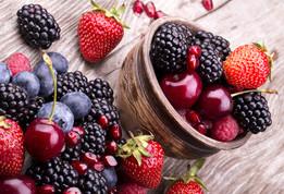 Siete razones para que incorpores los frutos rojos a tu dieta