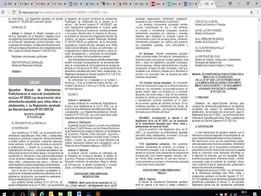 DECRETO SUPREMO Nº 012-2018-SA. Aprueban Manual de Advertencias Publicitarias en el marco de lo esta