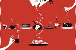 Ni comida preparada ni servicio a domicilio: lo que hace falta es cocinar más