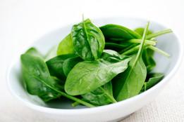 La espinaca: Beneficios, propiedades y nutrientes