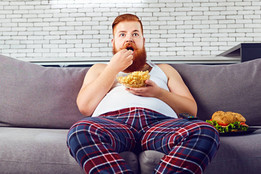 A veces engordar depende de la hora en la que comemos y no de las calorías
