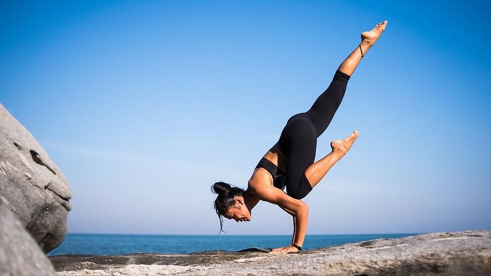 El ejercicio físico y una dieta equilibrada son los ingredientes básicos de una vida saludable.  Pixabay