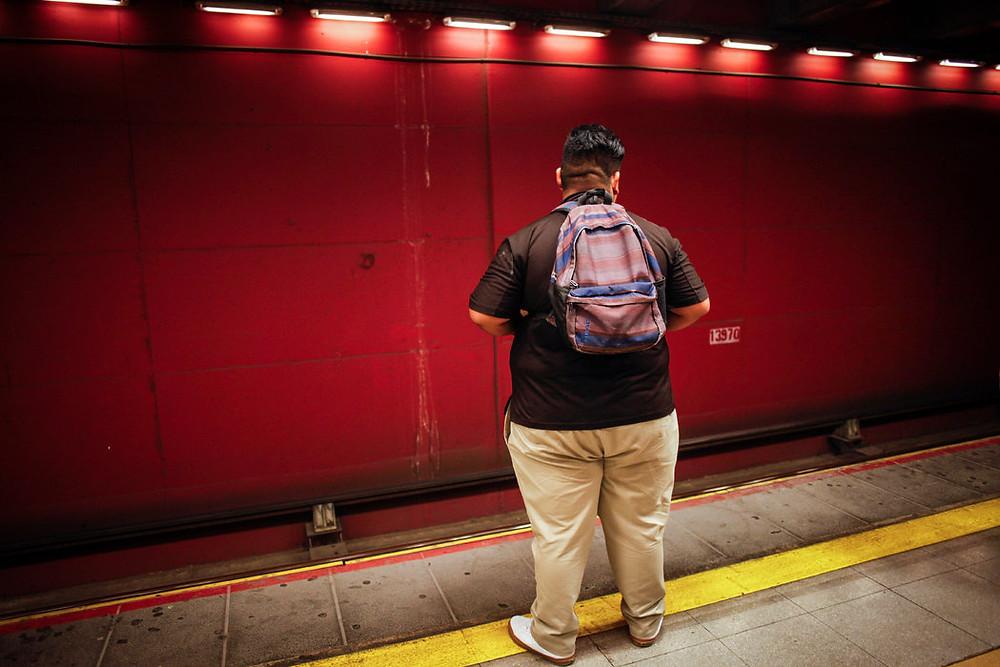 Se estima que tres cuartos de la población chilena tiene sobrepeso u obesidad. Credit Víctor Ruiz Caballero para The New York Times