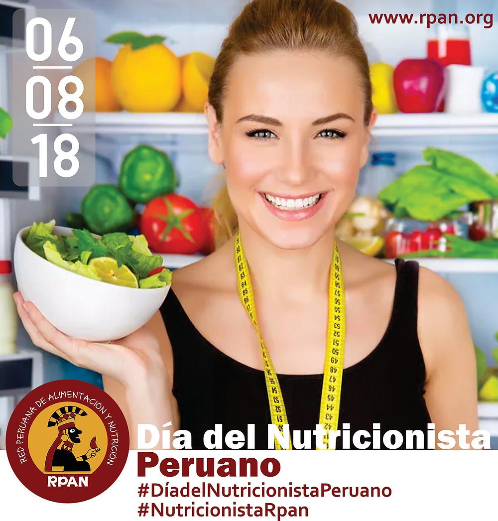 Día del Nutricionista Peruano