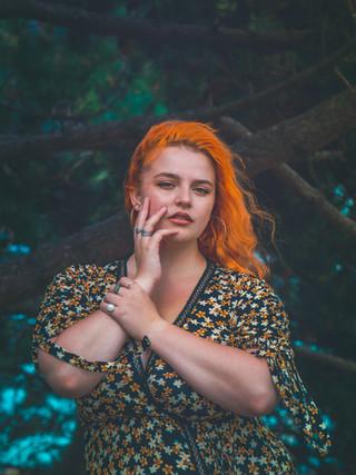 Zoe Trivett Singer Album Cover