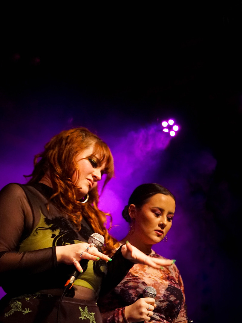 Zoe Trivett Singer