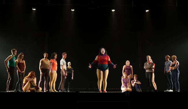 """A Chorus Line"" - The Henegar Center 2020"