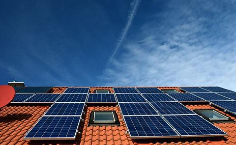 solcell, solceller, solenergi, energibesparing