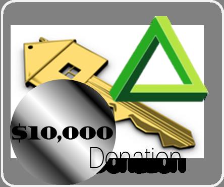 $10000 Donation