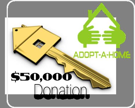 $50000 Donation