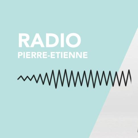 """Radiospot """"Pierre-Etienne"""""""