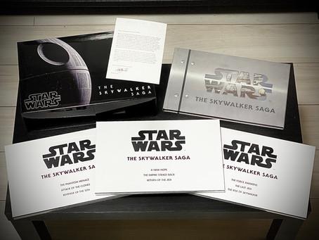Star Wars: The Skywalker Saga 4K Ultra HD Complete BOX
