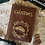 Thumbnail: Charms - embroidered notebook cover