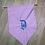 "Thumbnail: Disney ""D"" - Pin Display Flag"