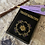 Thumbnail: Transfiguration - embroidered notebook cover