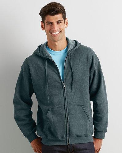 Put it on a... zipped hoodie