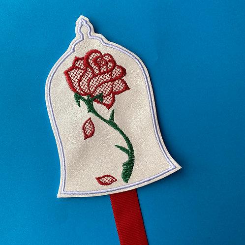 Bell Jar Rose design Ear/Bow holder