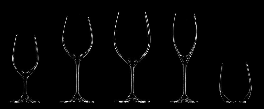 Ulike glass