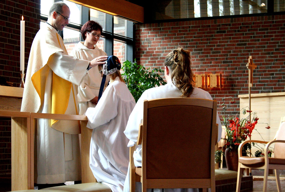 Kirkelig konfirmasjon
