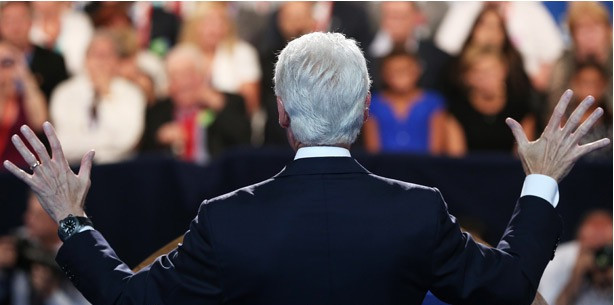Clinton taler