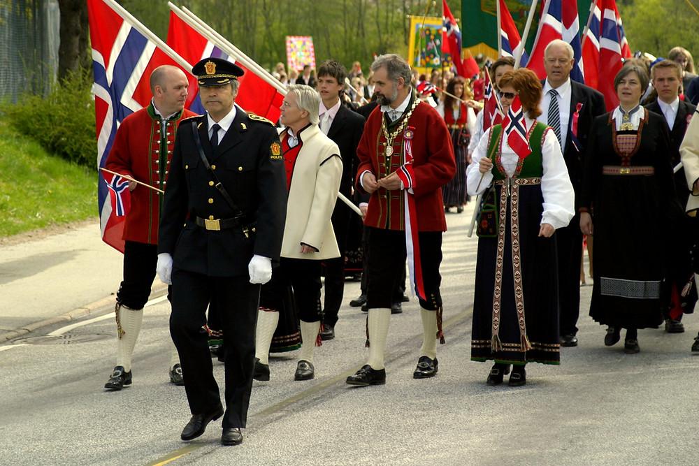 17. mai i Førde