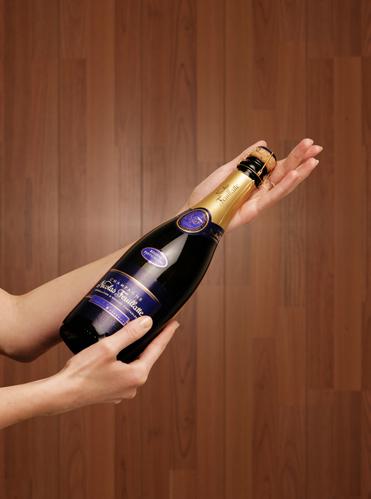Hvordan åpne en champagneflaske