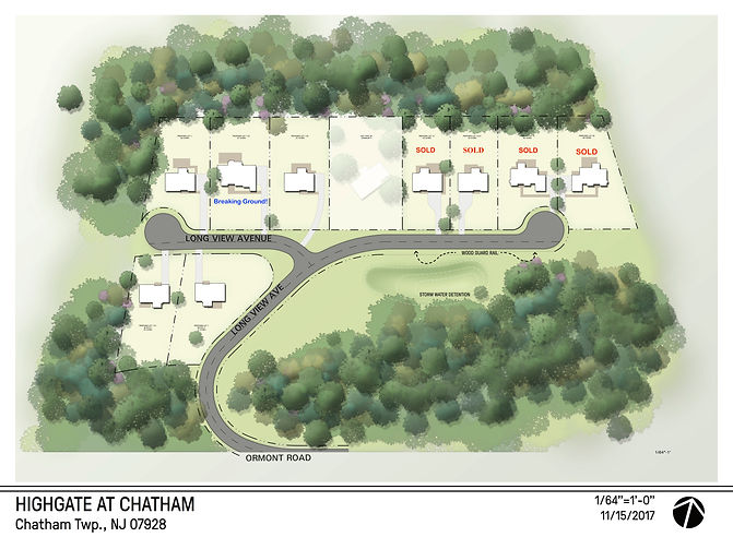 Highgate Updated Master Plan Phase One S