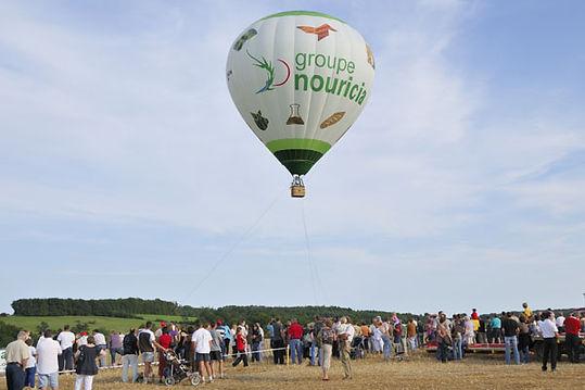 vol captif - montgolfière évasion