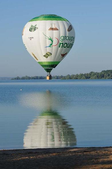 infos de vol - montgolfiere evasion