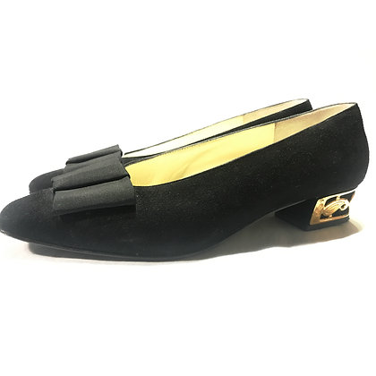 1980s BRUNO MAGLI black pumps
