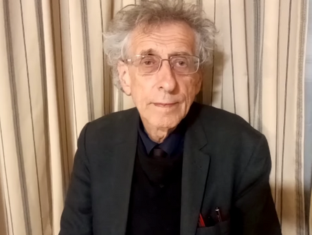24 April: Piers Corbyn thanks everyone who marched for their freedoms