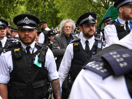 Piers Corbyn to attend trial Oct 23
