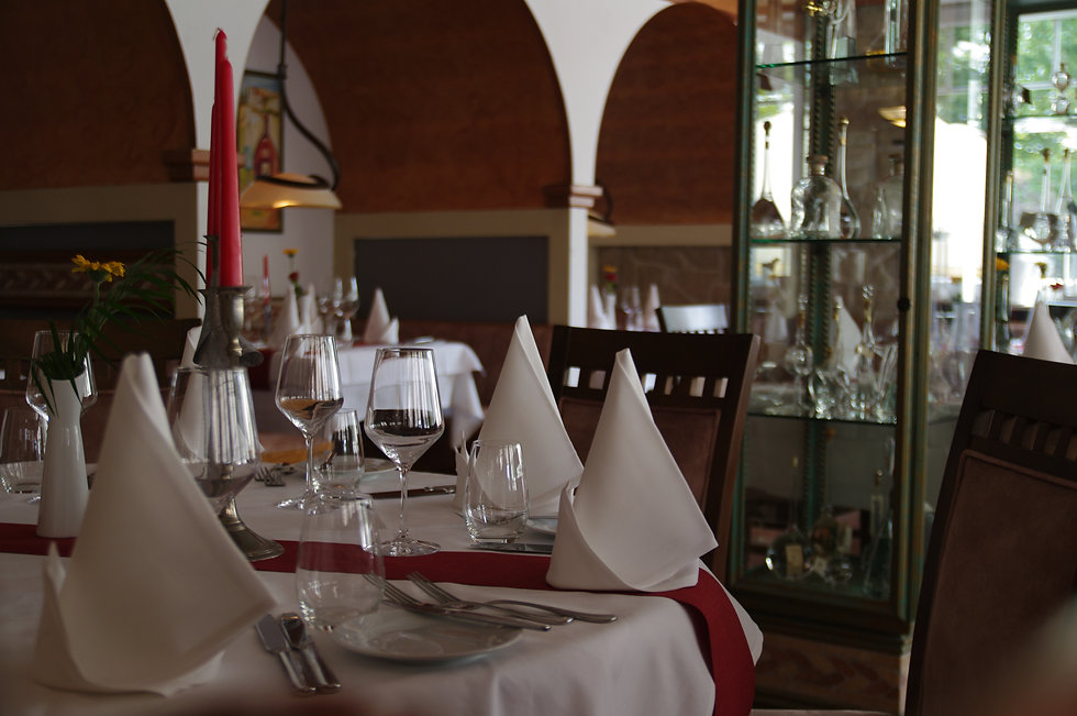 Restaurant La Scala © PMG Webdesig