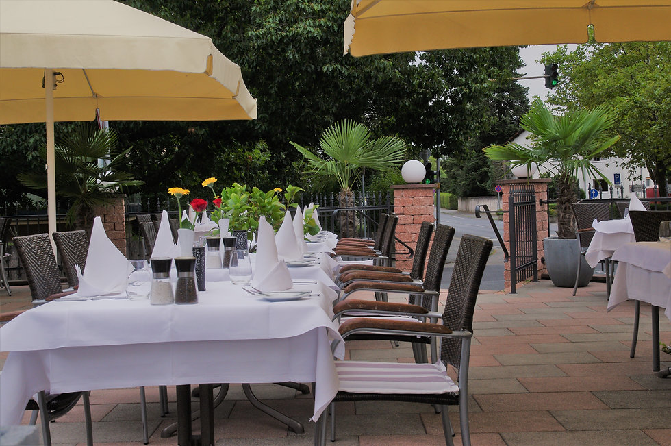 Restaurant La Scala Terrasse © by PMG Webdesign