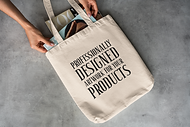 mockup-of-a-woman-holding-a-tote-bag-wit