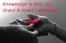 Share a Heart Campaign