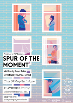 Spur of the Moment Poster