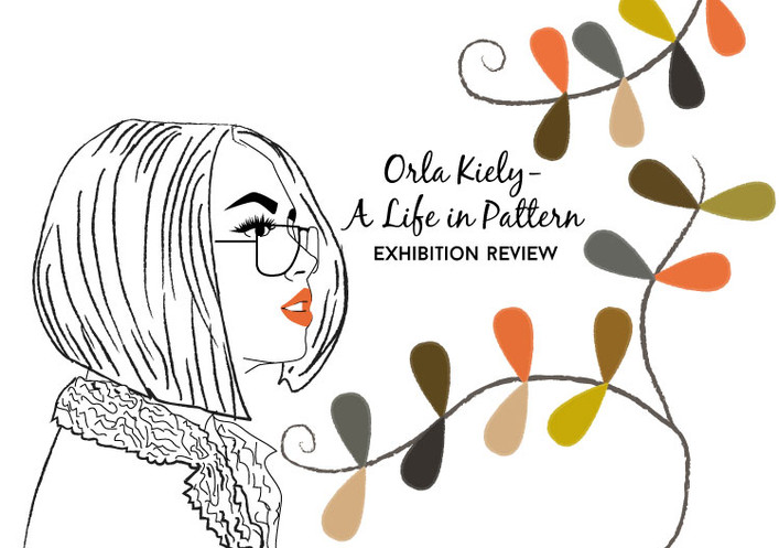 Orla Kiely- A Life in Pattern Exhibition Review