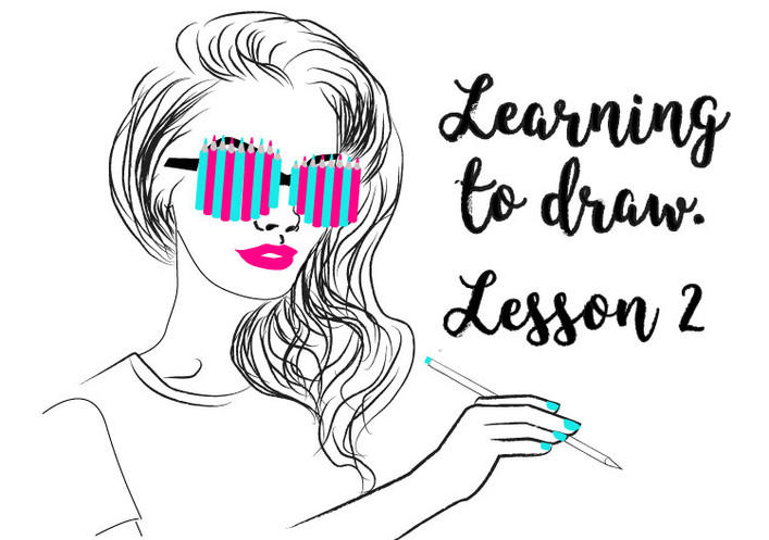 Learning to Draw- Lesson 2