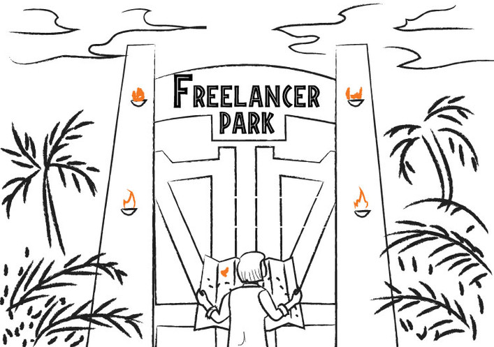 10 things I've learned about being a Freelancer.