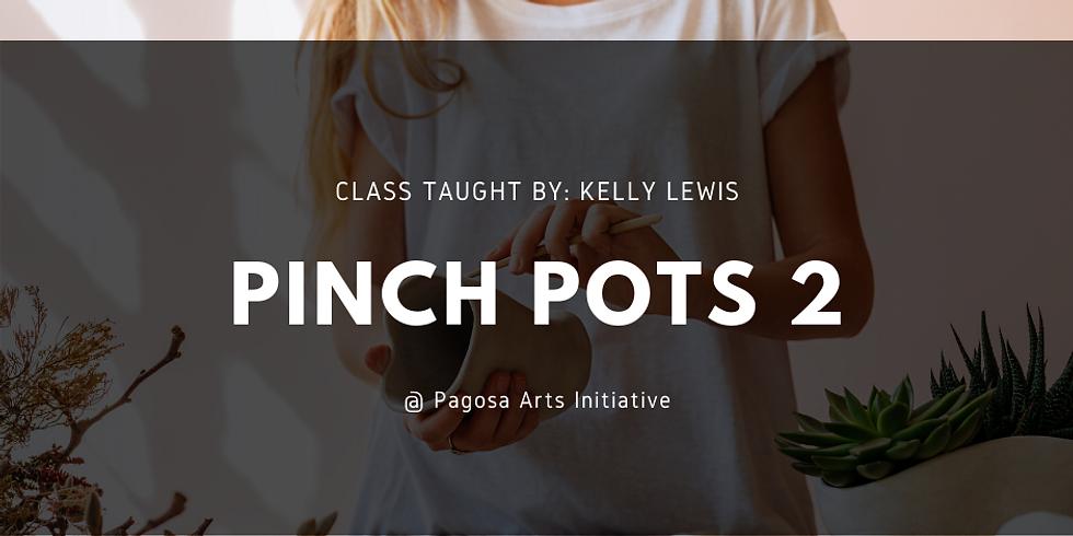 Pinch Pot 2